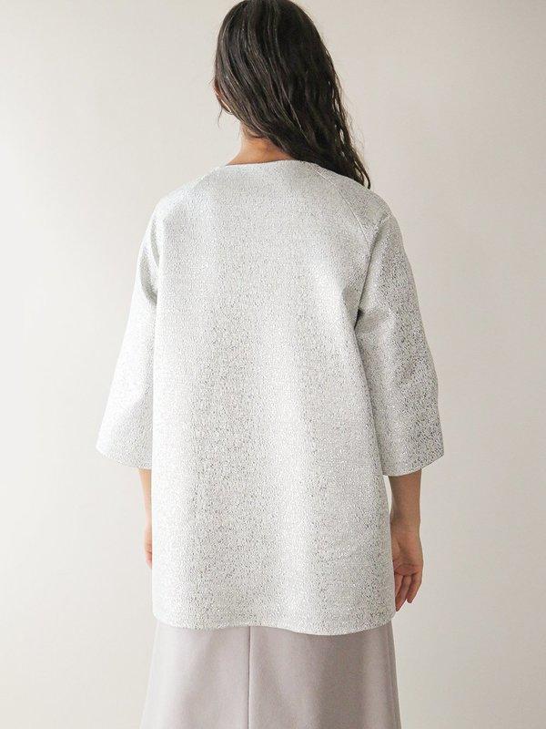 erica tanov pastis coat - anuji tapestry