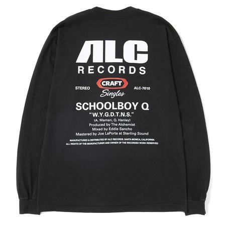 ALC Records Craft Singles - Black