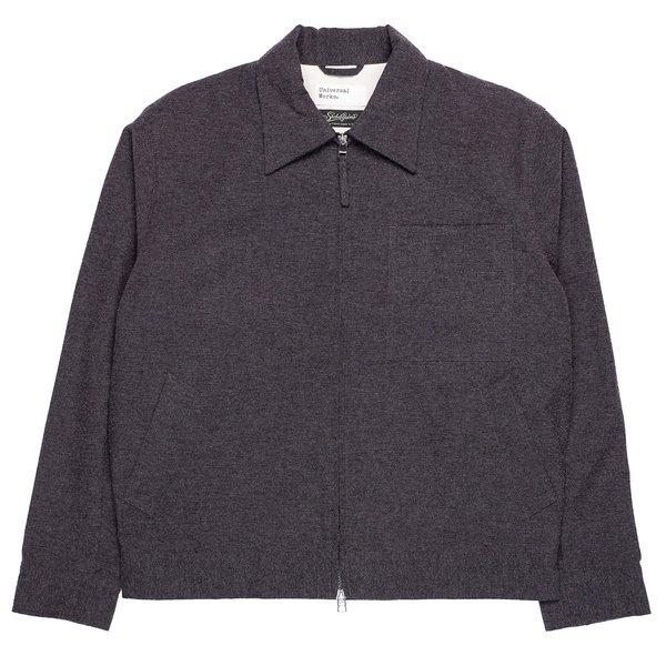 Universal Works Rose Bowl Jacket - Grey