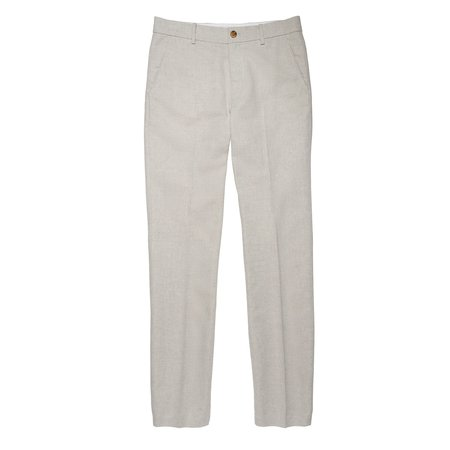 Krammer & Stoudt Brighton Trousers  - Pearl