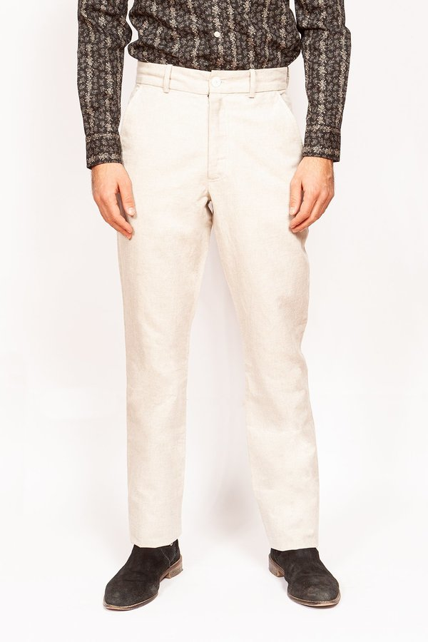 Krammer & Stoudt Brighton Trousers  - Pearl
