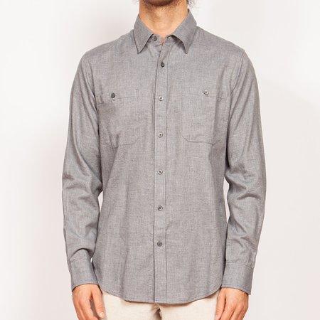 Krammer & Stoudt Gregory Work Shirt - Light Blue