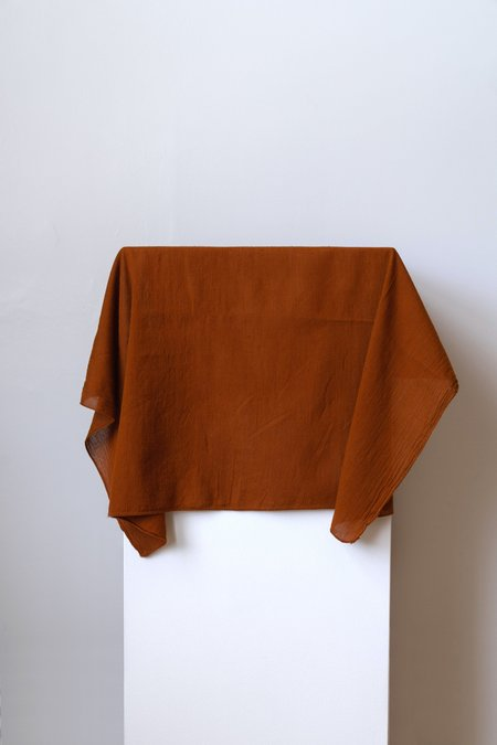 Fourth St Sarong - Rust