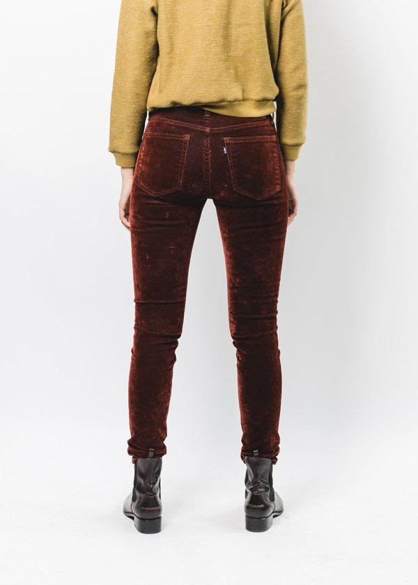 Levi's Made And Crafted Velvet Pants