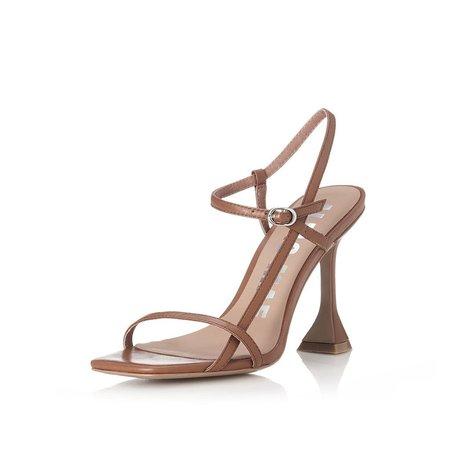 Alias Mae Tarrah tan leather