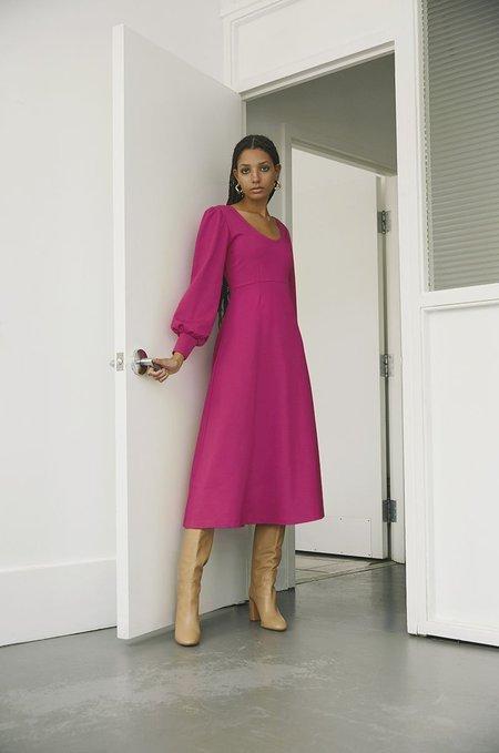 Eliza Faulkner Pandora Dress - Pink