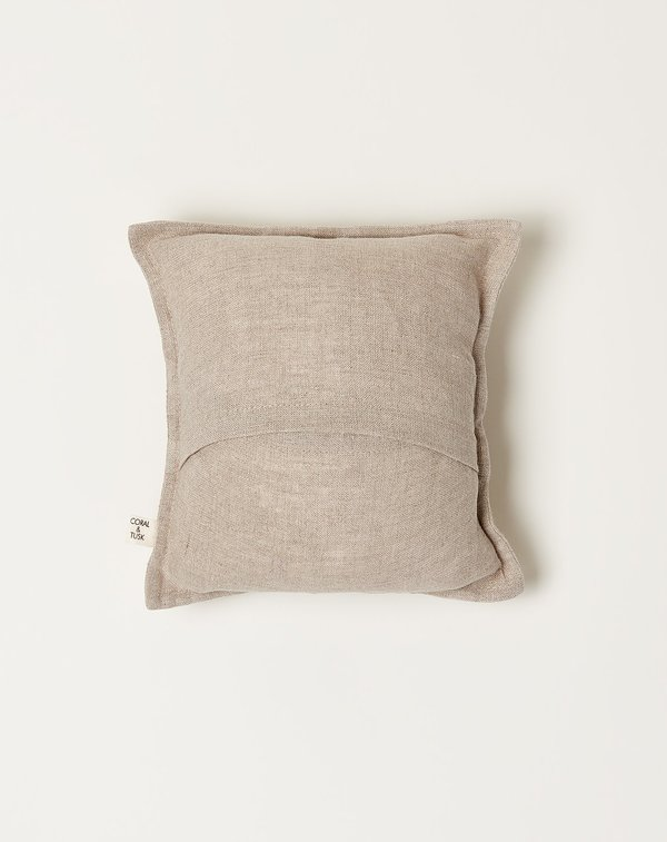 Coral & Tusk Luck Tooth Fairy Pillow
