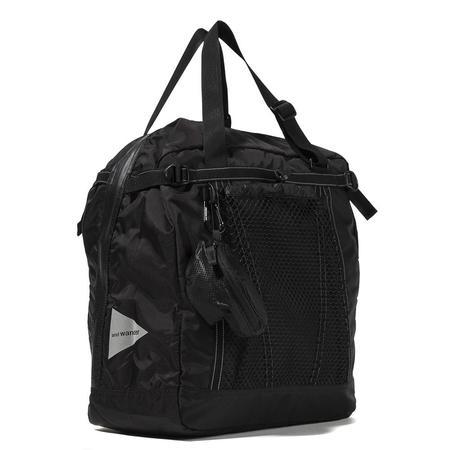 and wander 25L Tote Bag - Black