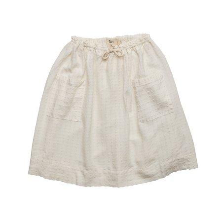 KIDS nico nico Petra Skirt - Off-White