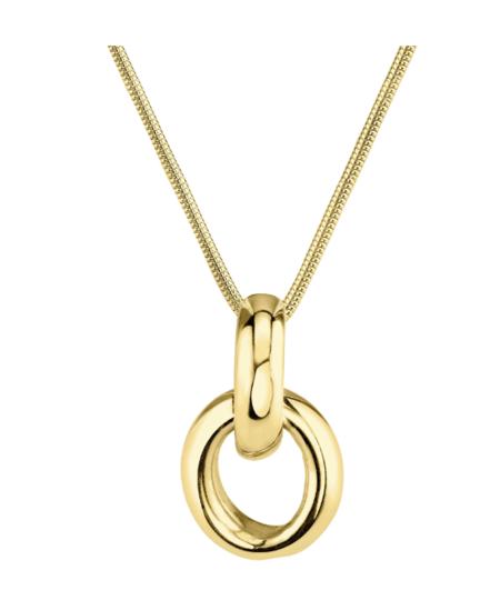 Gabriela Artigas Link Necklace - Gold Plate
