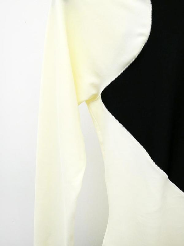 Linder Sofia Flex Shirt - Black/Ivory