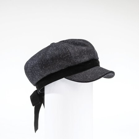Canadian Hat Casandra - Charcoal