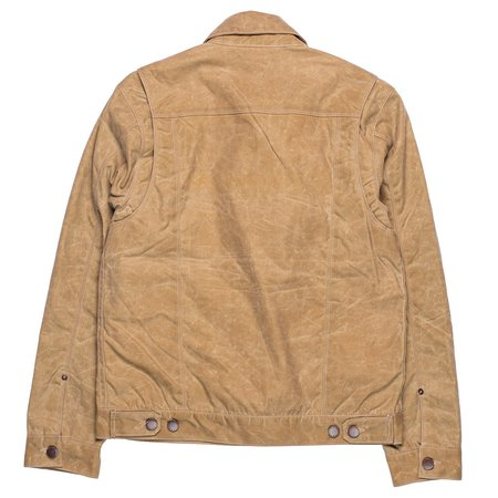 Freenote Cloth Riders Jacket - Tobacco