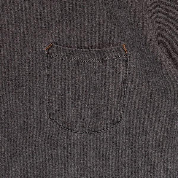 Freenote Cloth Washed Pocket Tee - Midnight