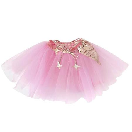 Kids Atsuyo Et Akiko Miss Eye Tutu With Rose Gold Details - Pink