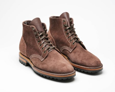 Viberg Boondocker - Brown Taurus Roughout