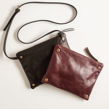 Cotélac Edgar Leather Handbag - Bordeaux
