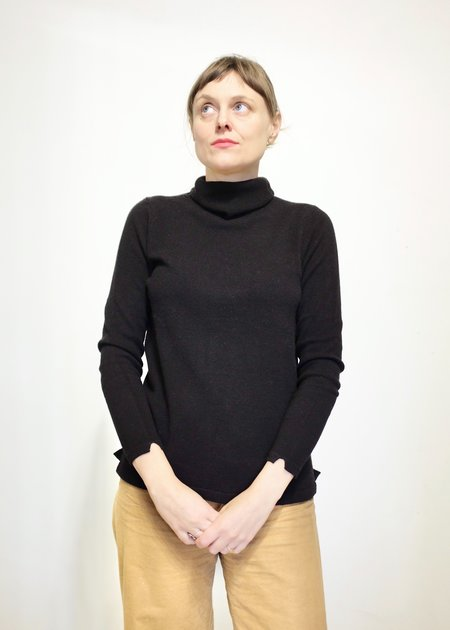 Christina Lehr Cashmere Turtle Sweater