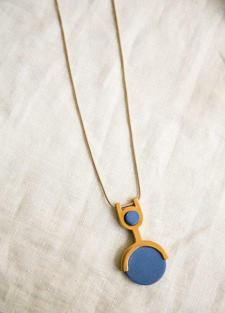 Tiro Tiro Cipher Necklace