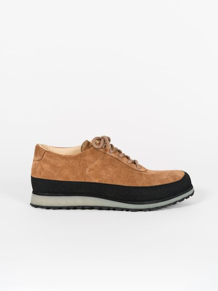 Tarvas Explorer Suede Shoes - Cognac
