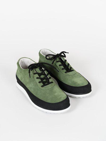 Tarvas Explorer Suede Shoes - Green