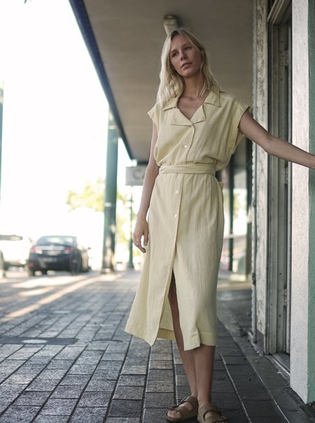 Here. Mama Long Dress