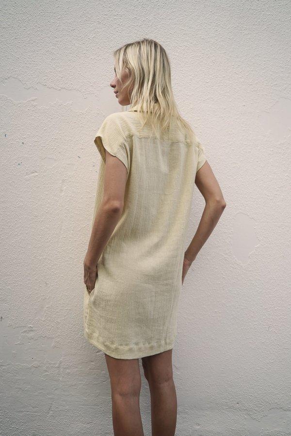 Here. Mama Mini Dress