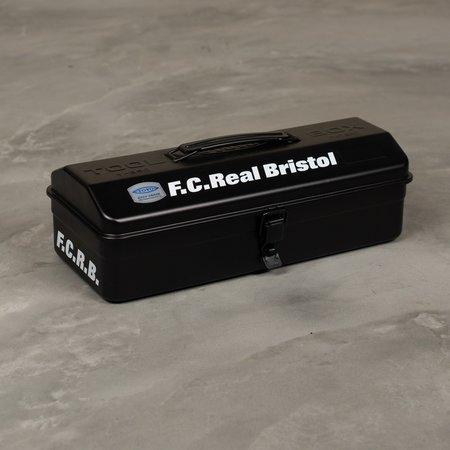 F.C. Real Bristol Toyo Steel Tool Box - Black