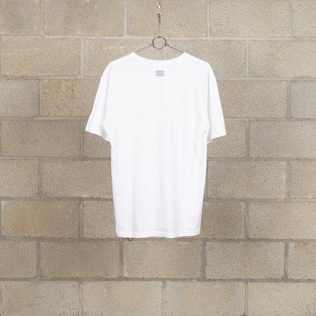 TANG TANG Pangram Quartz T-Shirt - White