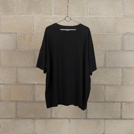 TANG TANG Pocket T-Shirt - Black