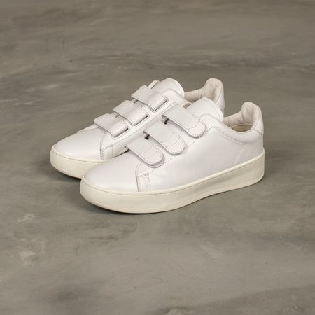 Uniform Experiment SUV Sole Velcro Sneaker - White