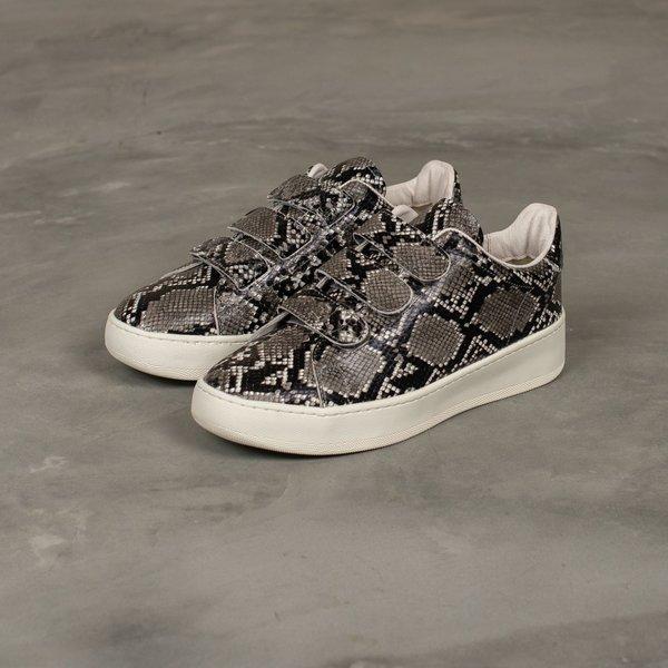 Uniform Experiment SUV Sole Velcro Sneakers - Gray