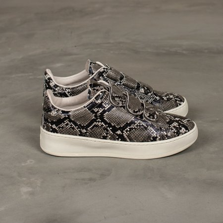 Uniform Experiment SUV Sole Velcro Sneakers - Gray