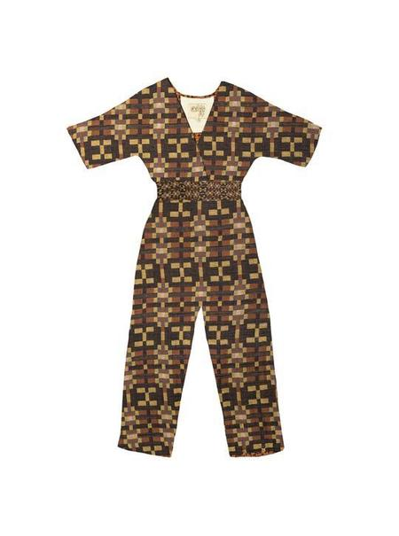 Ace & Jig BIANCA JUMPSUIT - CASTLE