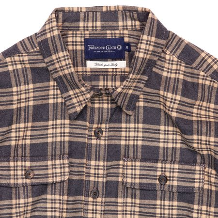 Freenote Cloth Jepson shirt - Imperial Sand
