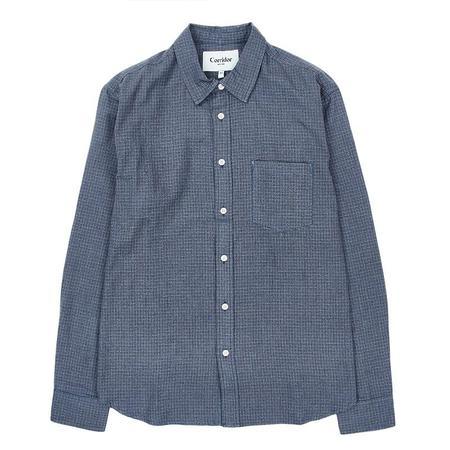 Corridor Digital Winter Plaid shirt