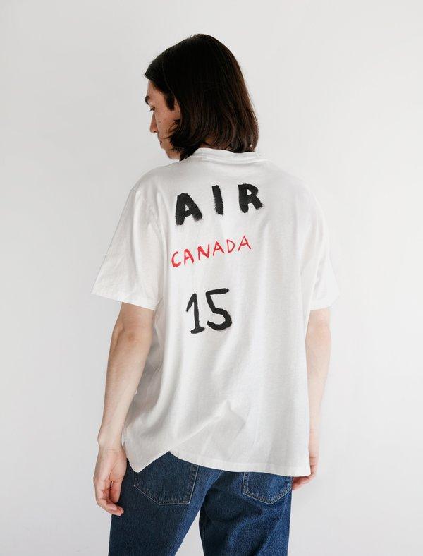 Our Legacy Chambre Séparée Air Canada Box Event T-Shirt