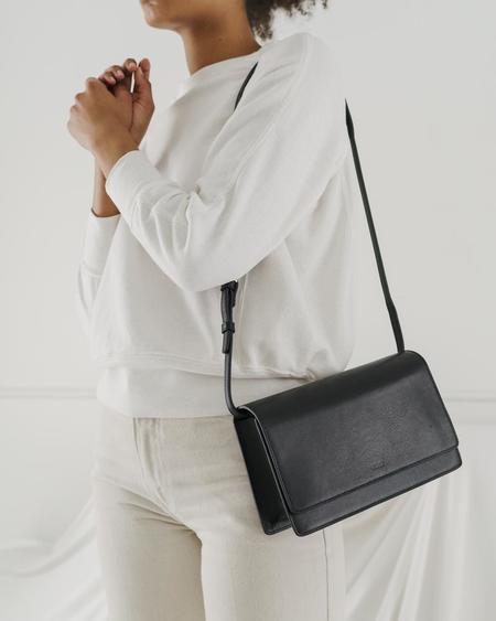 Baggu Structured Large Bag - Black