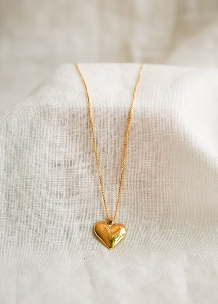 Wolf Circus Amorette Necklace - Gold
