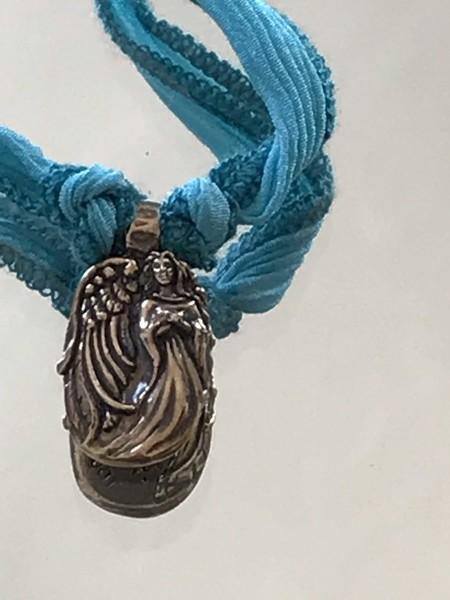 Catherine Michiels L'Ange Charm - Bronze