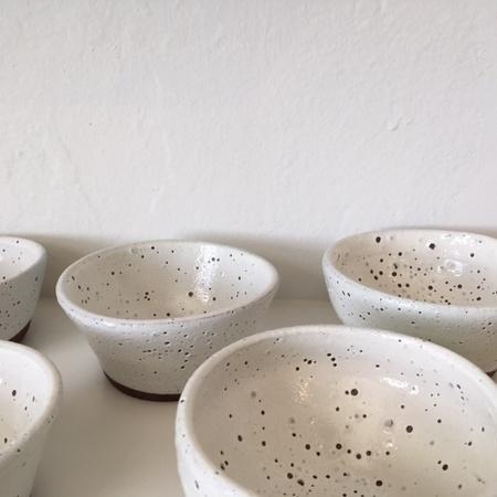 Eeli Pots Ceramics #22 - White