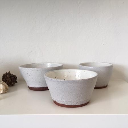 Eeli Pots Ceramics #36 - White