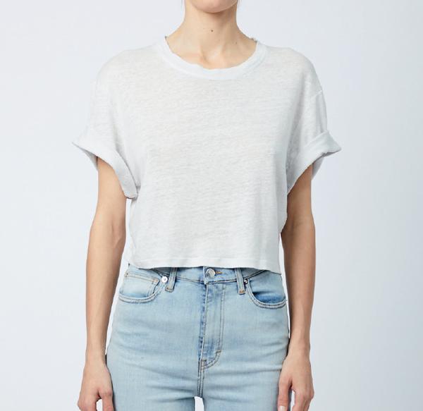 IRO Kimba T-shirt - Light Grey