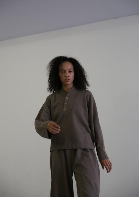 Ilana Kohn Ki Pullover - Peat