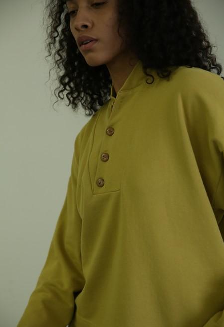 Ilana Kohn Ki Pullover - Ochre