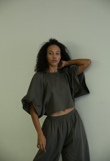 Ilana Kohn Iona Shirt - Peat