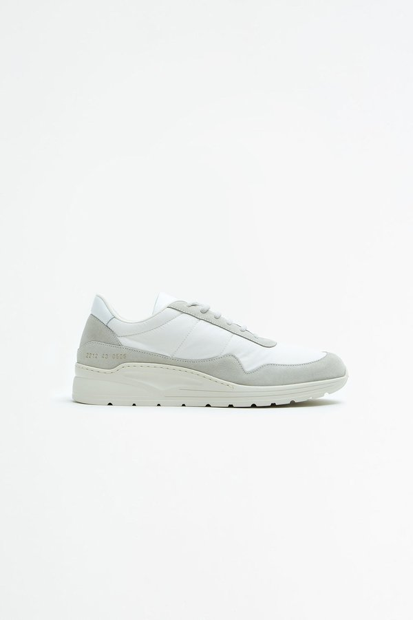 Common Projects Suede Cross Trainer