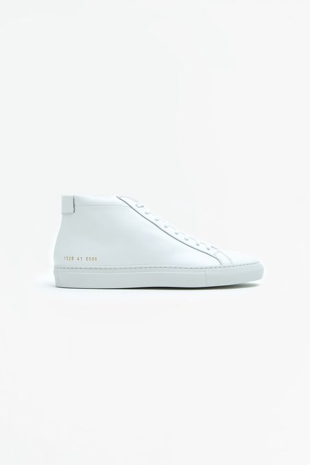 Common Projects Original Achilles Mid Sneaker - White