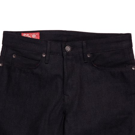 Freenote Cloth Rios Denim Jeans - Black/Grey