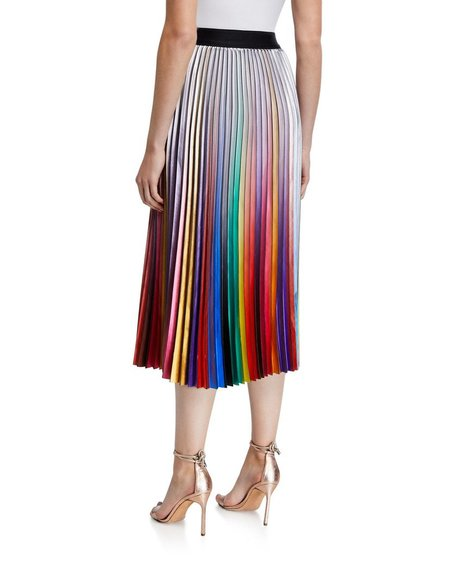 frankie. Rainbow skirt - Multi